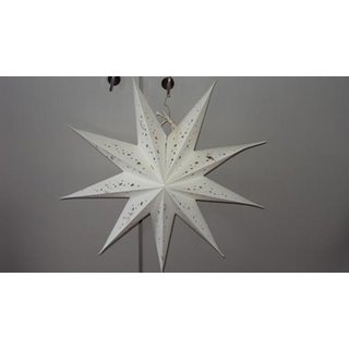 Starlightz Stern, earth friendly, Leuchtstern baby white