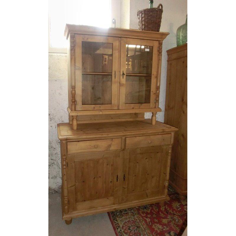 k chenbuffet buffet gr nderzeit buffet weichholz. Black Bedroom Furniture Sets. Home Design Ideas