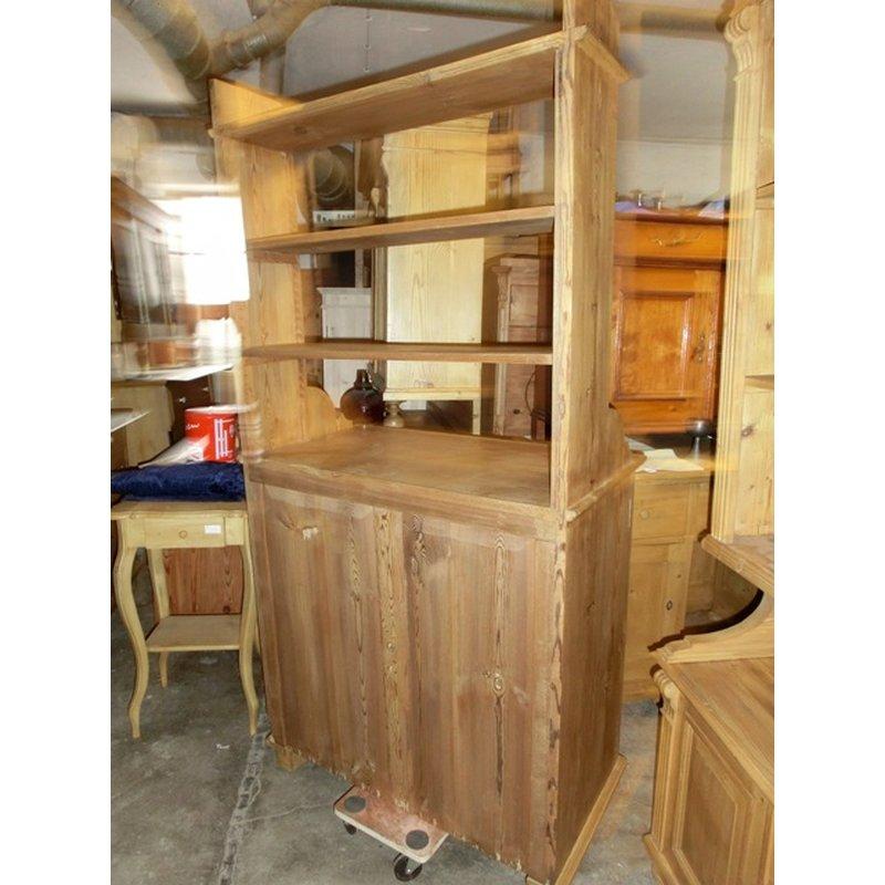 anrichte kommode weichholz buffet regal schrank antik h usla. Black Bedroom Furniture Sets. Home Design Ideas