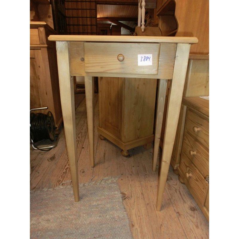 beistelltisch telefontischchen nachtk stchen weichholz tisch an. Black Bedroom Furniture Sets. Home Design Ideas
