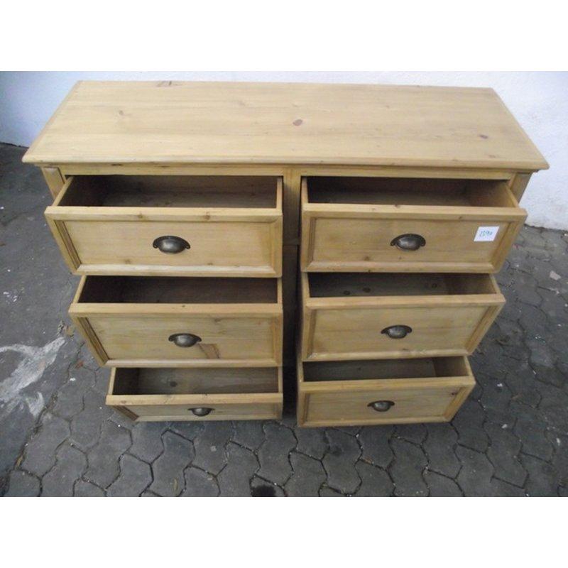 apothekerschrank schrank kommode anrichte weichholz. Black Bedroom Furniture Sets. Home Design Ideas