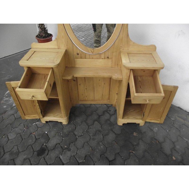 spiegelkommode kommode spiegeltisch frisiertisch antik h usla. Black Bedroom Furniture Sets. Home Design Ideas