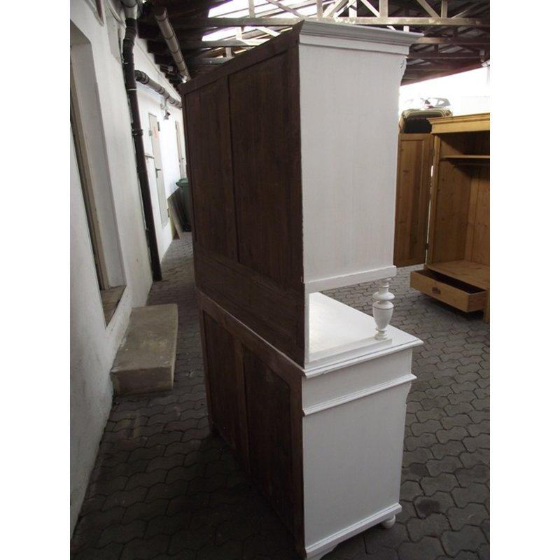 k chenbuffet buffet weichholz gr nderzeit im shabby chic antik. Black Bedroom Furniture Sets. Home Design Ideas