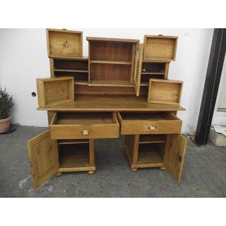 Sekretär Schreibtisch Weichholz Antik Häusla